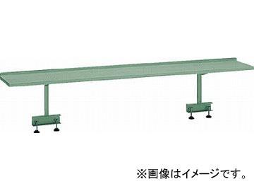 トラスコ中山 作業台用上棚 W1800 背面取付型 YUR-1800A(4673913) JAN:4989999646382