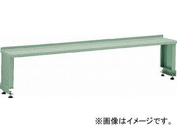 トラスコ中山 作業台用上棚 W1800 側面取付型 YUR-1800B(4673930) JAN:4989999646405