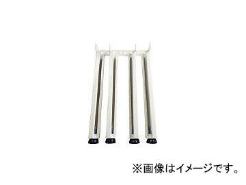トラスコ中山 LC型大型回転台用脚セット H500 LC-K500(4670698) JAN:4989999688306