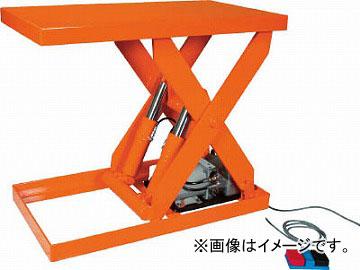 トラスコ中山 テーブルリフト1000kg 油圧式 500X900 HDL-100-0509(4642627) JAN:4989999715439