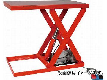 トラスコ中山 テーブルリフト500kg 油圧式 500X900 HDL-50-0509(4642902) JAN:4989999677119