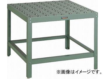 トラスコ中山 フリーテーブル脚付 900X900 P100 C-5LX81 FT-90-100AS(4668588) JAN:4989999654875