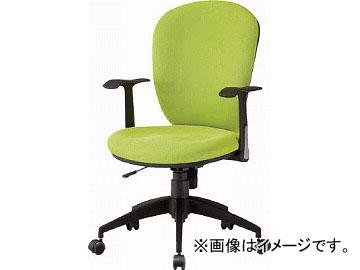 TOKIO オフィースチェア 肘付 ブルー CF-5CABL(4645588) JAN:4942646056545