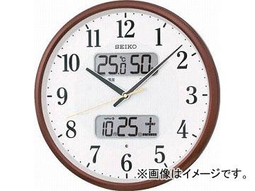 SEIKO 電波掛時計 P枠 KX383B(4922204) JAN:4517228035074