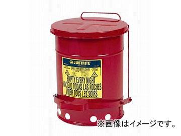 ジャストライト オイリーウエスト缶 6ガロン J09100(4729242)