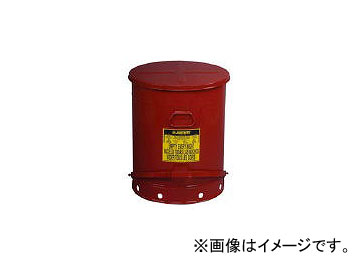 ジャストライト オイリーウエスト缶 21ガロン J09700(4729277)