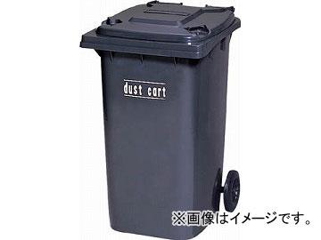 激安通販新作 ゴミ回収カート JAN:4545210014509:オートパーツエージェンシー2号店 ダストカート KT-240(4580699) KT-240 カイスイマレン-DIY・工具