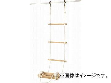 高木 避難用縄梯子12mm×7m 29-0102(4614801) JAN:4943956901020