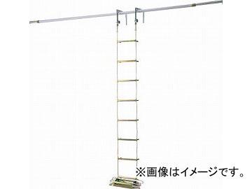 ピカ 避難用ロープはしご EK型10m EK-10(4578473) JAN:4989247296079