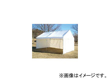 【超歓迎】 防災用テント 2間X3間 旭 NHTS-43S(4917693):オートパーツエージェンシー2号店-DIY・工具