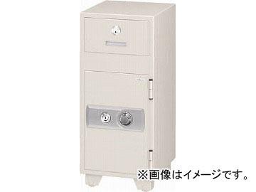 エーコー 投入型ダイヤル式耐火金庫 PS-50 PS-50(4566556) JAN:4942988651606