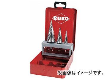 ルコー 2枚刃スパイラルステップドリル 28mm ハイス 101058(7659865)