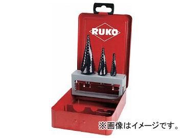 ルコー 2枚刃スパイラルステップドリル 30.5mm チタンアルミニウム 101098F(7660057)