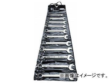 バーコ 片目片口スパナセット 111M/11T(4975171) 入数:1セット(11本)