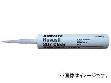 ロックタイト 液状シリコーンガスケット 207 半透明 300ml 207C-300(4974620) 入数:10本