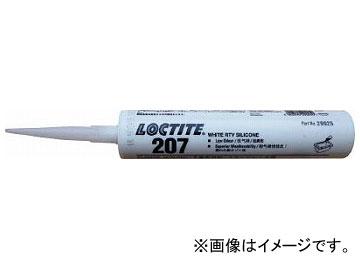 ロックタイト 液状シリコーンガスケット 207 白 300ml 207W-300(4974646) 入数:10本