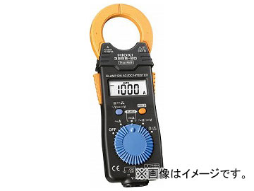 HIOKI クランプオンAC/DCハイテスタ電流計 3288-20(7538545)