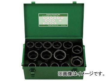 FPC インパクト セミロングソケットセット 差込角19mm 14pc 6WA-S14(7697112)