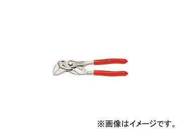 クニペックス プライヤーレンチ 300mm 8603-300SB(7668295)