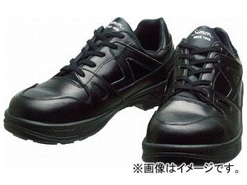 シモン 安全靴 短靴 8611黒 23.5cm 8611BK-23.5(3513891)