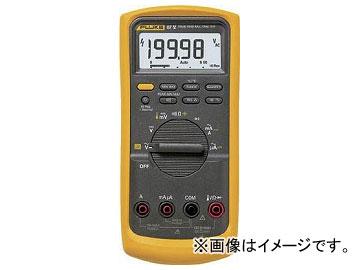 FLUKE 工業用マルチメーター(真の実効値) 87-5(7657498)
