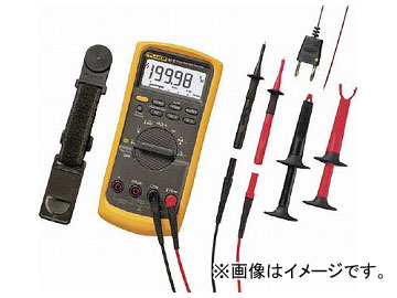 FLUKE 工業用マルチメーター 工業技術者用コンボ・キット 87-5/E2 KIT(7657501)