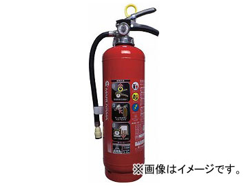 マルヤマ 蓄圧式ABC粉末 3.0kg AHB-10P(7697716)