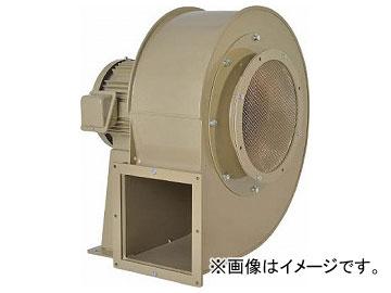 昭和 高効率電動送風機 低騒音シリーズ(0.4kW-400V) AH-H04-400V(7605803)