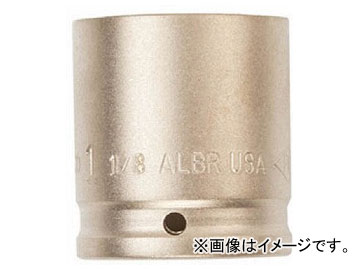 Ampco 防爆インパクトソケット 差込み12.7mm 対辺30mm AMCI-1/2D30MM(4985893)