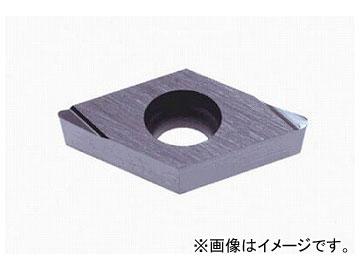 タンガロイ 旋削用G級ポジTACチップ DCGT070204R-W10 TH10(7084960) 入数:10個