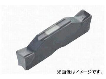 タンガロイ 旋削用溝入れTACチップ COAT DGM4-030-4R GH130(7086679) 入数:10個