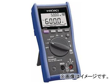 HIOKI デジタルマルチメータ(ACクランプ対応) DT4255(7736363)