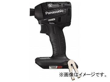 パナソニック 充電インパクトドライバ 本体のみ ブラック EZ75A7X-B(7603711)