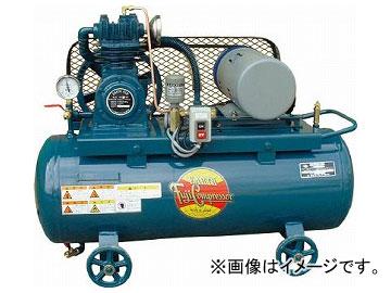 富士 汎用型空冷コンプレッサー0.75KW 60Hz FS-07NMS-6(7712359)