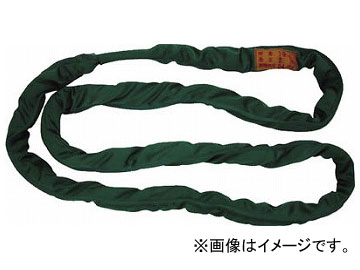 シライ マルチスリング HN形 エンドレス形 0.5t 長さ5.0m HN-W005X5.0(7532326)