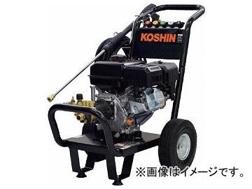 工進 エンジン式高圧洗浄機 JCE-1408UDX(7708131)