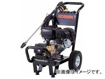 工進 エンジン式高圧洗浄機 JCE-1510UK(7708149)