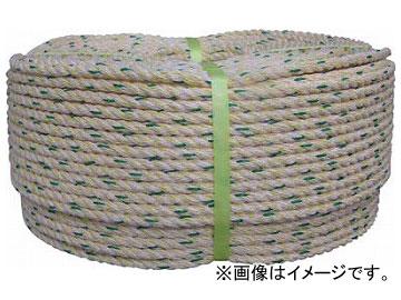 ユタカ ロープ KPロープ巻物 9φ×200m K9200(7540698)