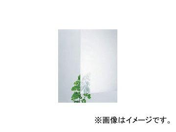 光 アクリルキャスト板 乳白半透明 3×1860×930 穴ナシ KAC9183-3(7522037)