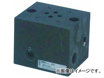 TAIYO マニホールドブロック MD1VW02(7654022)