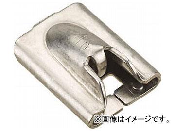 パンドウイット フルコーティング長尺ステンレスバンド用ヘッド SUS316 MTHCEH-C316(4961951) 入数:1袋(100個)