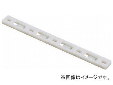 パンドウイット 固定具 マルチタイプレート MTP4H-E6-C(4973801) 入数:1袋(100個)