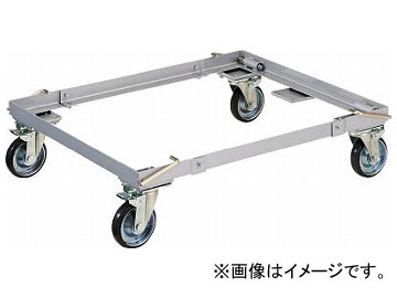 トラスコ中山 ネットパレットカー 1000×1200 固定金具付 NCL-12(7680643)