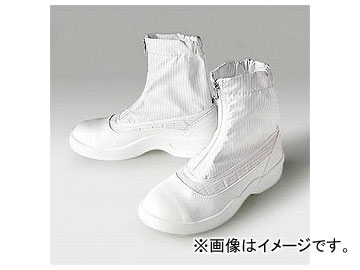 ゴールドウイン 静電安全靴セミロングブーツ ホワイト 27.0cm PA9875-W-27.0(7591667)