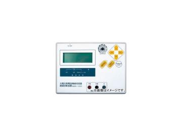 マルチ 太陽光発電設備 直流回路絶縁診断装置 MSEI-100C(7587554)