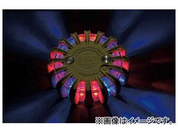 パワーフレア セーフティライト 赤・青 PF210RBY(7607091)