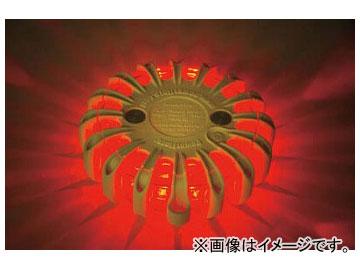 パワーフレア セーフティライト 赤 PF210RY(7607105)