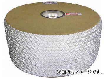 ユタカ ポリエステルクロス係留ドラム巻 9φ×150m 白 PRD-5(7541163)