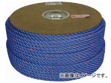 ユタカ タストンロープ ブルー ドラム巻 9φ×150m 青 PRVP-52(7541431)