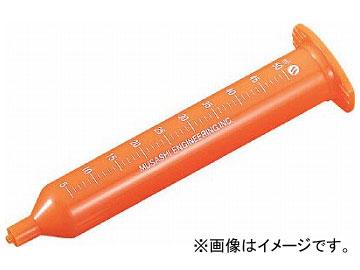 MUSASHI クリアシリンジ Fタイプ 目盛付 50ml PSY-50F-M(7714386) 入数:1パック(50本)